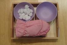 Montessori - Christmas practical life