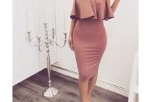 Rea's lovely dresses