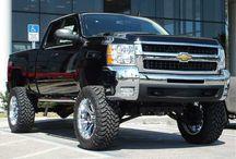 Chevy / GMC Lift Kits, Wheels & Tires / Suspension Lift Kits, Suspension Leveling Kits, Body Lift Kits