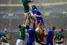 rugby irlandais