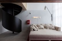Interior - Duplex / by Skinner Liu