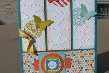 Crafty projects / Cards, scrap booking