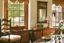 Decor, Colonial American, Early American, Prim / by Cathy Part