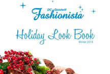 Goodwill Holiday Lookbook / by DC Goodwill Fashionista