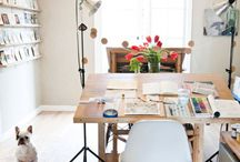 all things studio space / by Aimee Strickland