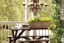 Outdoor Living and Entertaining / by Stephanie Eckman