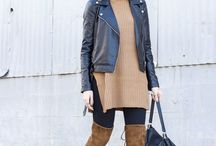 Over the knee boots (outfits)