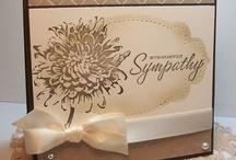 Sympathy Cards / by Pamela Wells