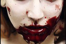 Vampire / Zeichenvorlagen