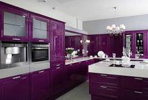 Purple Kitchen!