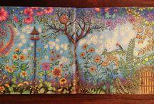 página dupla jardim