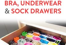 Declutter and Organize Tips