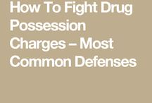 How To Fight Drug Possession Charges