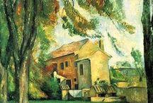 Art. Cezanne Paul