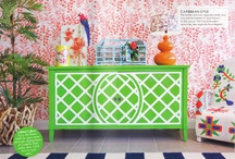 Furniture makeovers / by Kelly James