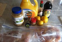 Dump Grill Meal planning