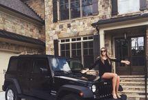 Princess ride / Car goals