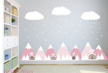 wall decor ideas nursery