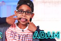 Adam du Comedy kids