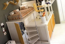Small flats / Tiny spaces looking comfortable , cosy , cool , and spacious.