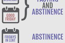 Lenten Fasting