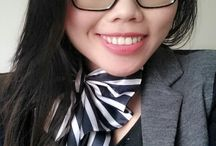 Yorscarf styles / How look when wearing Yorscarf's scarves