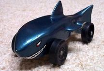 Pinewood derby for Lukie