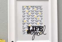 Silhouette Projects / by Jessica {Prairie Girl To Southern Belle}