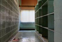 Hall Pass / Exploring a vacant school in Ontario, Canada