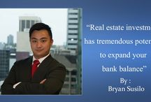 Bryan Artawijaya Susilo - Successful Property Dealer