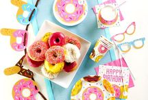 Donut Party / Sugar Free Donuts