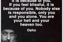 osho says...