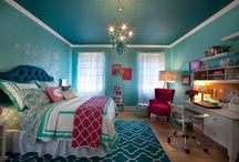 Bedrooms  / All bedroom ideas ( for girls )