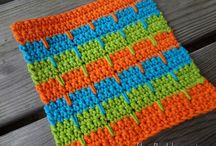 Crochet dishcloths / by Jean Brittingham