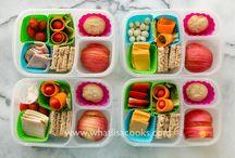 Julia lunch box ideas