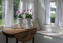 Panel i uterum / verandor / Inspirationsgalleri för panelsättning i uterum / verandor