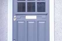 Period Front Doors / Take a look at inspiration for Period Front Doors