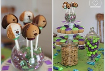 Puppy Theme Bday Party / by Jessica Hopkins