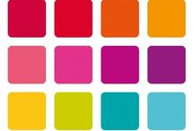 Colores - Colors schemes (Color combination) Gamas