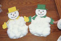 winter knutsels