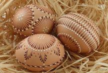 Kraslice, vajíčka