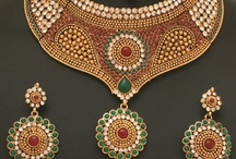 Bridal jewelry collection at indiandesigns.com