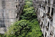 Lugares Estrellados / Ciudades fallidas, barrios malditos, lugares olvidados y cosas decrépitas en general