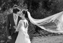 A Woodland Wedding at Notley Abbey