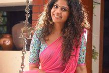 Pretty cotton saree