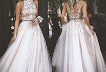 Ball Dresses / Ball dress, hair and makeup inspiration
