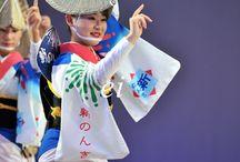 Awa-odori・阿波踊り