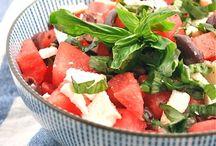 Scrumptious Salad / by Corrie Harrison