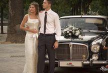 Coches para Bodas Cádiz | Cars for Weddings / Coches Clásicos de alquiler con chófer para bodas en Cádiz y ciudades limítrofes.
