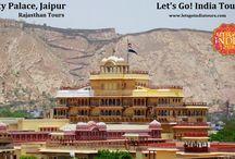 CITY PALACE, JAIPUR / Read blog on CITY PALACE, JAIPUR  http://letsgoindiatours.blogspot.in/2016/06/city-palace-jaipur.html